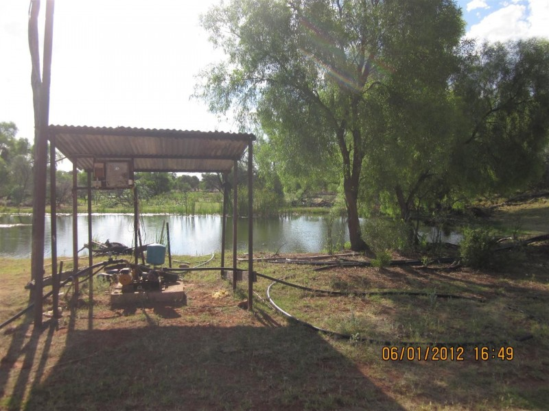 * CLOVER LAKES, Cunnamulla QLD 4490