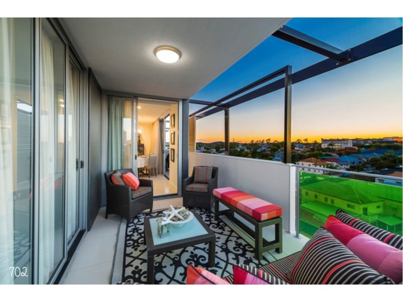 'Eastwood' 702/159 Logan Road, Woolloongabba QLD 4102