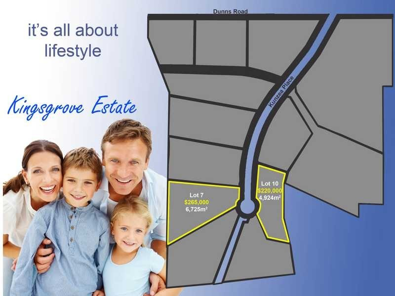 Kingsgrove Estate (Off Dunns Road), Springvale NSW 2650
