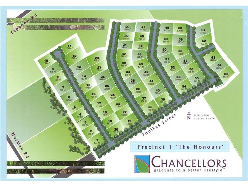 Stage 1 Chancellors Estate, North Rockhampton QLD 4701