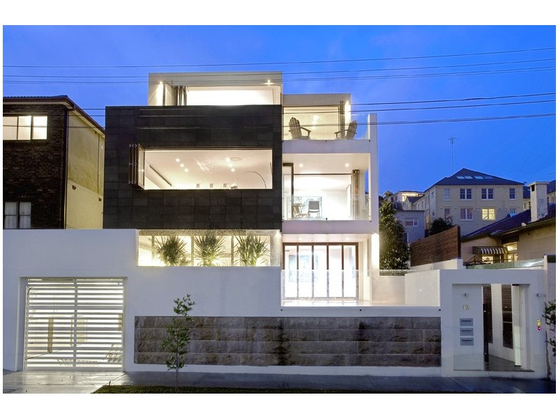 Contemporary Style Facade Homehound