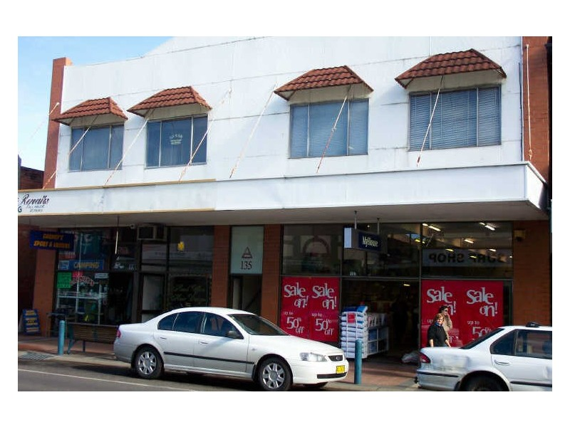 Upper Level/133-137 Vincent Street, Cessnock NSW 2325