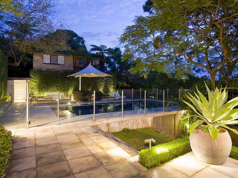 classic & elegant garden style landscape