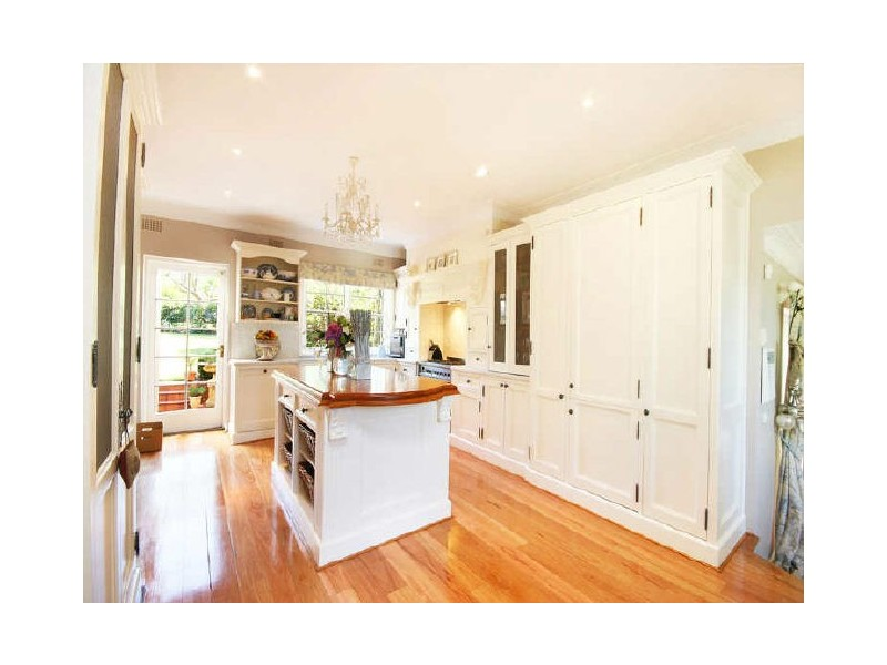 country style style kitchen