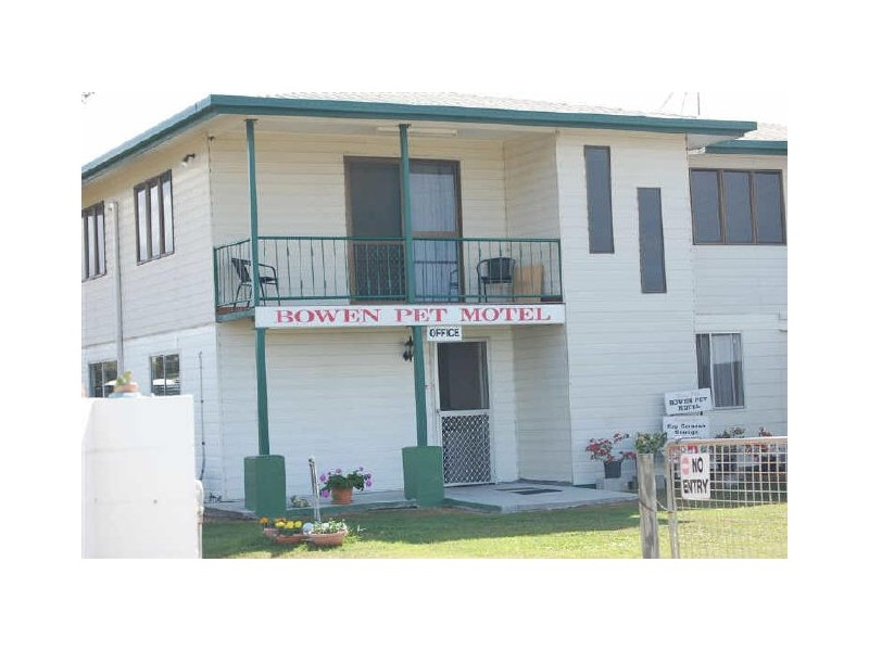 9 Eyles Road – Bowen Pet Motel, Bowen QLD 4805