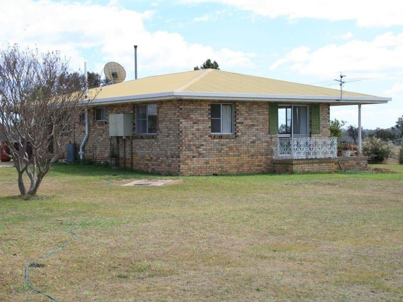 983 Crystal Mountain Road, Dalveen QLD 4374