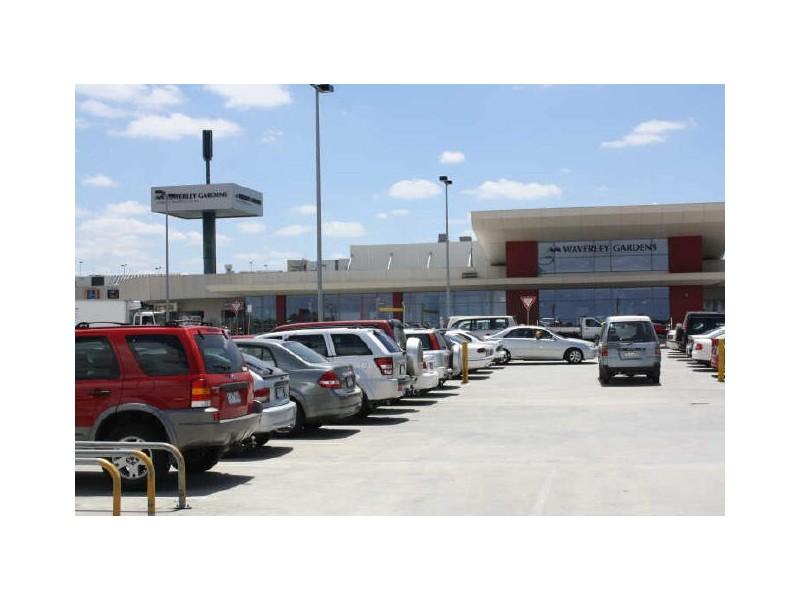 Waverley Gardens Shopping Garden Shopping Centre