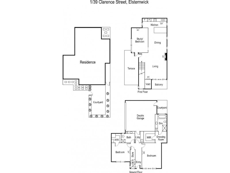 Elsternwick VIC 3185 Floorplan