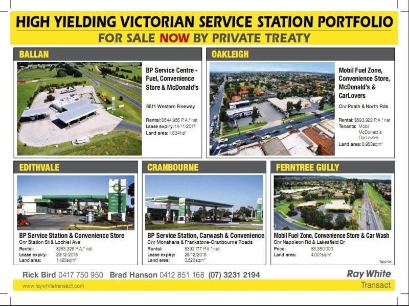 BP Cranbourne, 1-5 Monahans Road, Cranbourne West VIC 3977