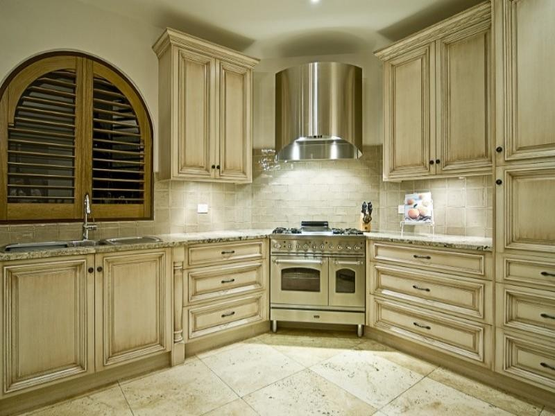 French Provincial Style Kitchen